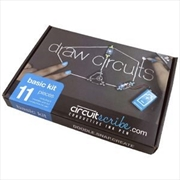 Circuit Scribe Basic Kit | Toy