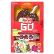 Better For Inventing On The Go - Makey Makey GO Inventing Kit | Toy