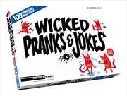 Wicked Pranks And Jokes - Marvins Magic | Toy