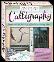 Complete Calligraphy Kit | Paperback Book