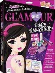 Glamour Girl Body Art Studio Kit (Small Format) | Books
