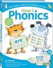 Complete Phonics Kit: Stage 3 | Books