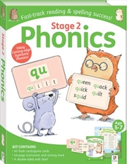 Complete Phonics Kit: Stage 2 | Books