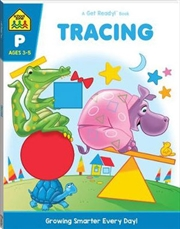 Tracing: A Get Ready Book (2019 Ed) | Paperback Book