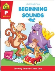 Beginning Sounds - A Get Ready Book (2019 Ed) | Books