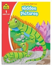 Hidden Pictures: An Activity Zone Book (2019 Ed) | Paperback Book
