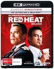 Red Heat | Blu-ray + UHD - Classics Remastered | UHD