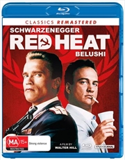 Red Heat | Classics Remastered | Blu-ray