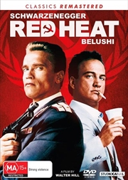 Red Heat | Classics Remastered | DVD