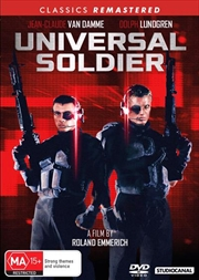 Universal Soldier | Classics Remastered | DVD
