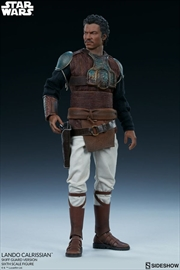 "Star Wars - Lando Calrissian (Skiff Guard) 1:6 Scale 12"" Action Figure | Merchandise"