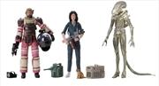 Alien - 40th Anniversary series 01 Assortment   Merchandise