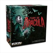 Fury Of Dracula 4th Edition | Merchandise