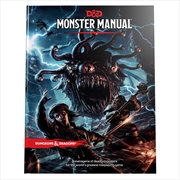 Monster Manual | Merchandise