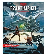 Dungeons And Dragons Essentials Kit | Merchandise