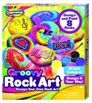 Groovy Rock Art | Merchandise