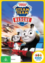 Thomas and Friends - Steam Team To The Rescue | DVD