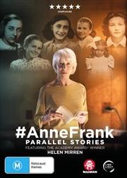 Anne Frank - Parallel Stories | DVD