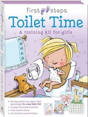 Toilet Time - A Training Kit for Girls | Books