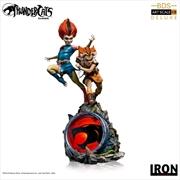 Thundercats - Wilykit & Wilykat 1:10 Scale Statue | Merchandise