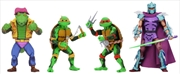 "Teenage Mutant Ninja Turtles - Turtles in Time series 02 7"" Action Figure Assortment 