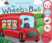 First Steps Wheels on the Bus Sound Book | Books