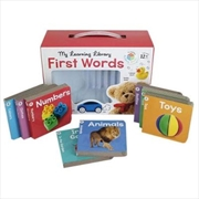 Learning Library Words | Books