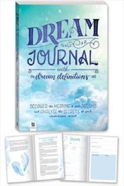 Dream Journal 2018 Ed | Diary