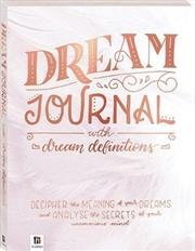 Dream Journal | Diary