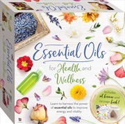 Essential Oils for Health and Wellness (Box Set) | Merchandise