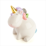 Dreamy Unicorn Money Bank | Merchandise