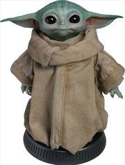 Star Wars: The Mandalorian - The Child Life-Size Statue | Merchandise