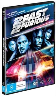 2 Fast 2 Furious | DVD