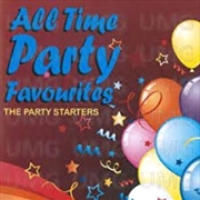 All Time Party Favourites | CD