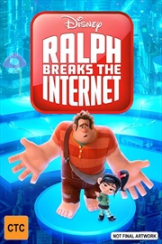 Ralph Breaks The Internet | New Line Look | DVD