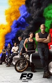 Fast And Furious 9 | DVD