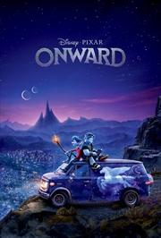 Onward | DVD