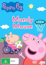 Peppa Pig - Mandy Mouse | DVD
