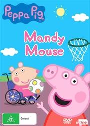 Peppa Pig - Mandy Mouse | DVD