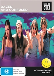 Dazed And Confused | DVD