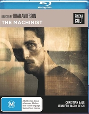 Machinist, The | Blu-ray