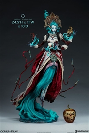 Court of the Dead - Ellianastis the Great Oracle Premium Format Statue | Merchandise