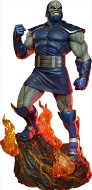 Superman - Darkseid Maquette | Merchandise