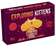 Exploding Kittens Party Pack | Merchandise