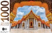 1000 Piece Puzzle Marble Temple Thailand | Merchandise