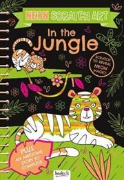 In The Jungle Neon | Hardback Book