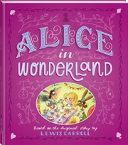 Alice In Wonderland | Hardback Book