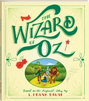 Wizard Of Oz | Hardback Book