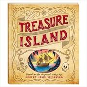 Treasure Island | Hardback Book