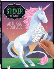 Mythical Creatures | Colouring Book